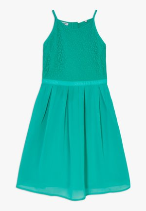 FESTIVE DRESS  - Cocktailjurk - deep green