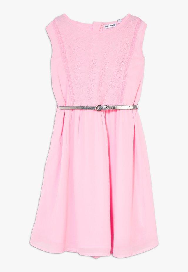FESTIVE DRESS  - Cocktailkjoler / festkjoler - orchid pink