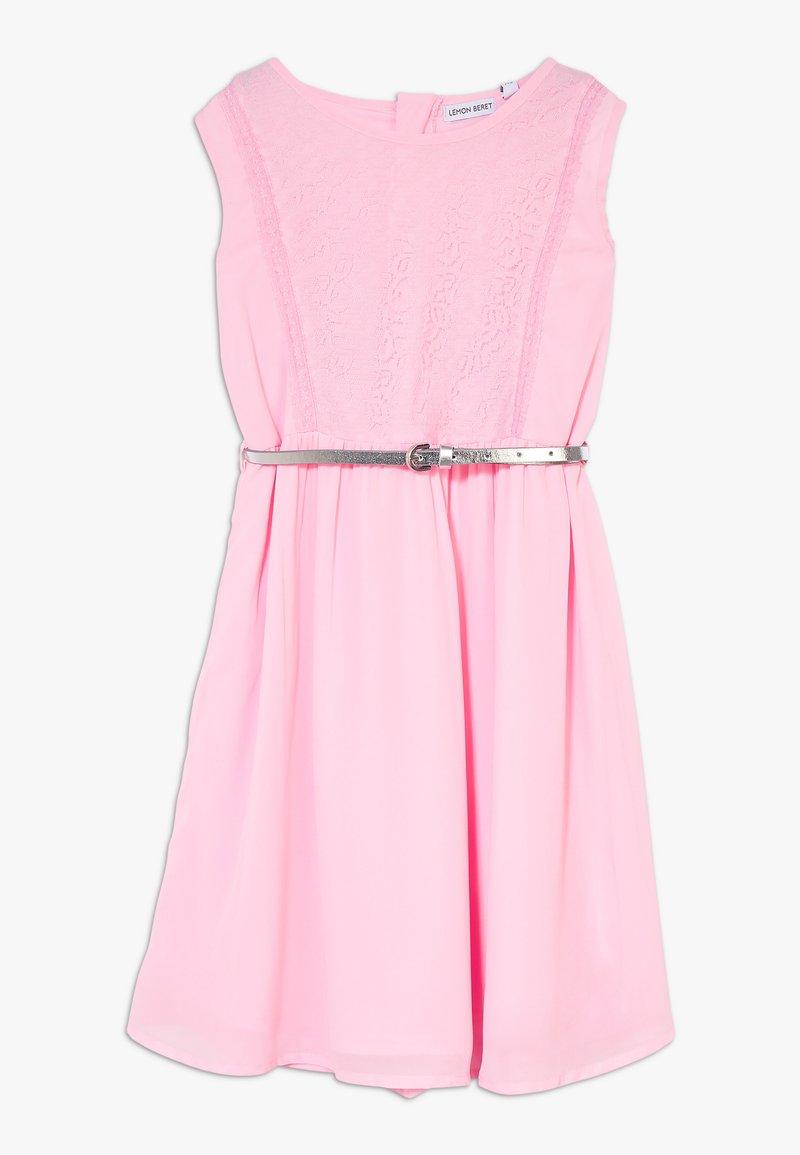 Lemon Beret - FESTIVE DRESS  - Koktejlové šaty/ šaty na párty - orchid pink