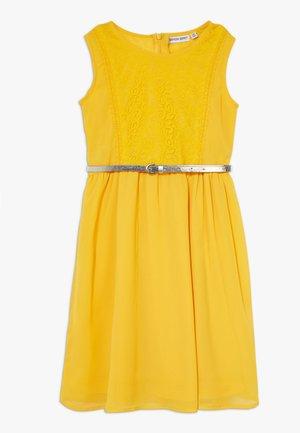 FESTIVE DRESS  - Robe de soirée - golden rod
