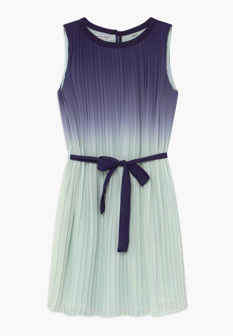 Lemon Beret - FESTIVE DRESS - Koktejlové šaty/ šaty na párty - blue