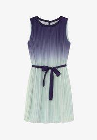 Lemon Beret - FESTIVE DRESS - Koktejlové šaty/ šaty na párty - blue - 2