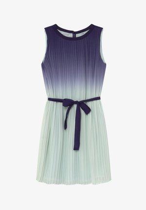 FESTIVE DRESS - Koktejlové šaty/ šaty na párty - blue