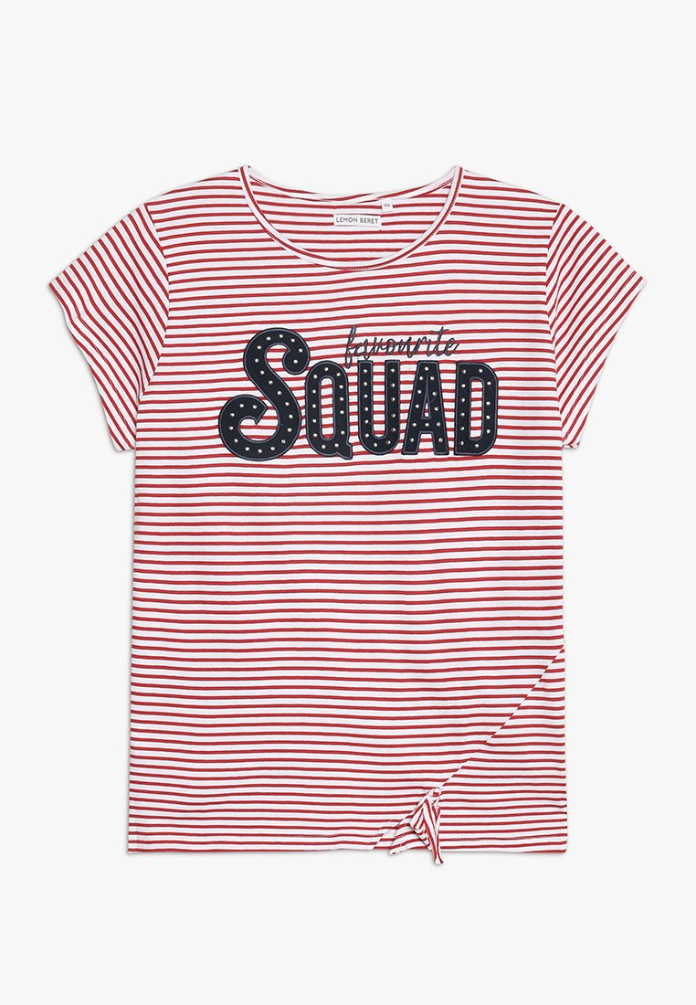 Lemon Beret - TEEN GIRLS - T-Shirt print - american beauty