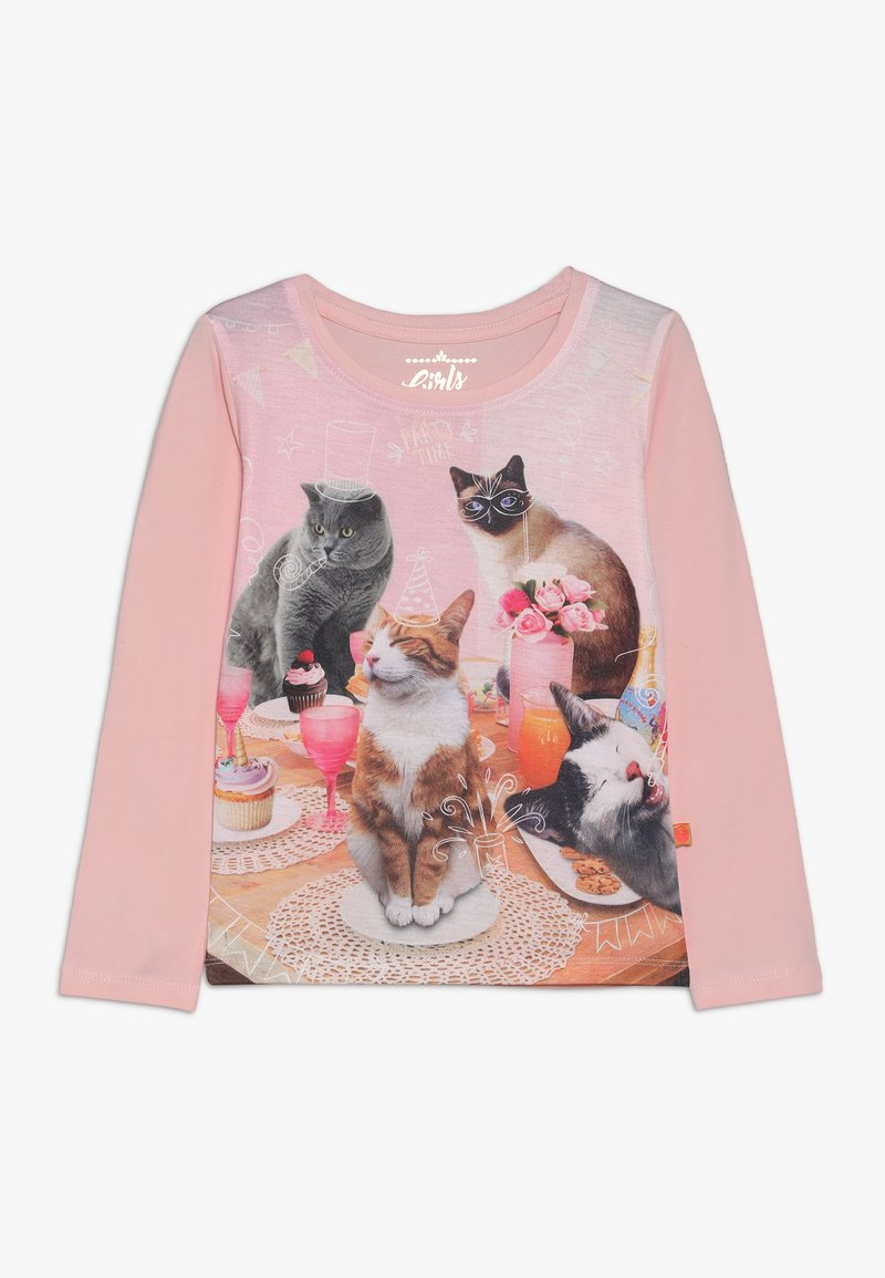 Lemon Beret - SMALL GIRLS - Langærmede T-shirts - english rose