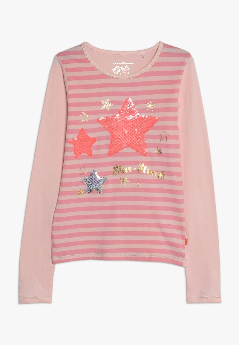 Lemon Beret - SMALL GIRLS - Top sdlouhým rukávem - flamingo pink