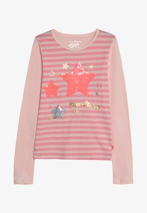 SMALL GIRLS - Long sleeved top - flamingo pink