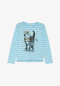 Lemon Beret - SMALL GIRLS  - Camiseta de manga larga - light blue - 2