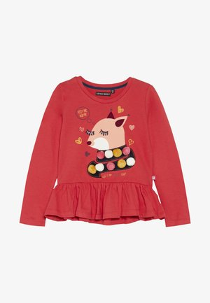 SMALL GIRLS  - T-shirt à manches longues - tomato pure