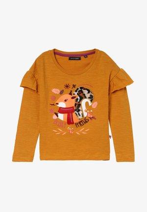 SMALL GIRLS - Långärmad tröja - artisans gold