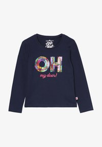 Lemon Beret - SMALL GIRLS  - T-shirt à manches longues - navy blazer - 2