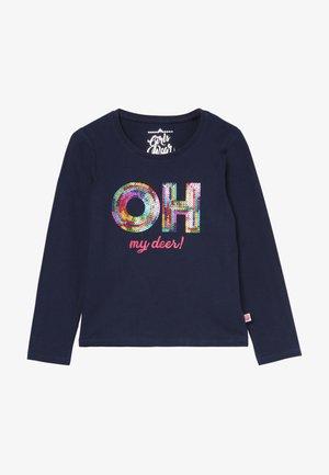 SMALL GIRLS  - Långärmad tröja - navy blazer