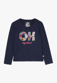 Lemon Beret - SMALL GIRLS  - T-shirt à manches longues - navy blazer - 0