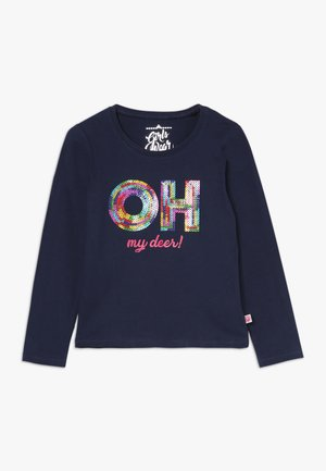 SMALL GIRLS  - T-shirt à manches longues - navy blazer