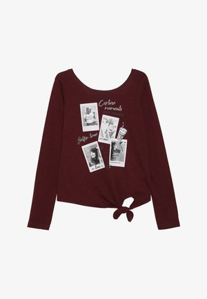 TEEN GIRLS  - Camiseta de manga larga - tawny port