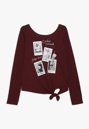 TEEN GIRLS  - Langarmshirt - tawny port