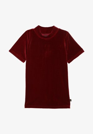 TEEN GIRLS  - T-shirt imprimé - biking red
