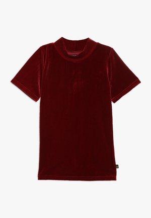 TEEN GIRLS  - Print T-shirt - biking red