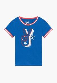 Lemon Beret - TEEN GIRLS  - Camiseta estampada - princess blue - 0