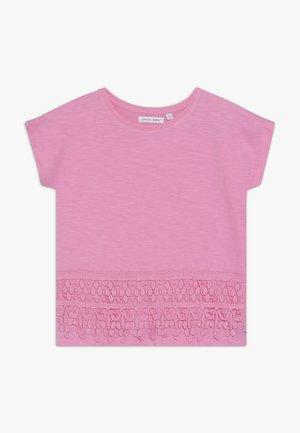 SMALL GIRLS - T-shirt imprimé - fushia pink