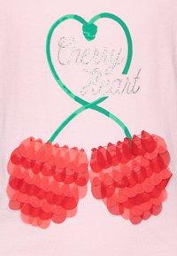Lemon Beret - SMALL GIRLS  - Print T-shirt - orchid pink - 2