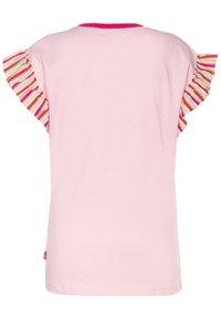 Lemon Beret - SMALL GIRLS  - Print T-shirt - orchid pink - 1