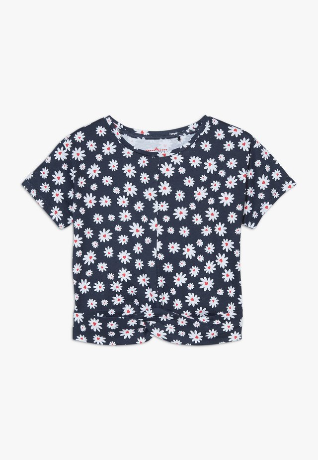 SMALL GIRLS  - T-shirts med print - navy blazer