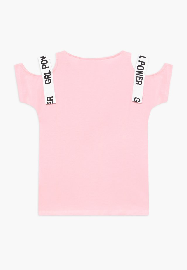 TEEN GIRLS - T-shirts print - orchid pink