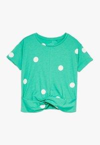 Lemon Beret - TEEN GIRLS  - T-shirt con stampa - mint leaf - 0