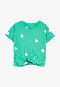 Lemon Beret - TEEN GIRLS  - T-shirt con stampa - mint leaf - 2