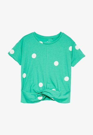 TEEN GIRLS  - Print T-shirt - mint leaf