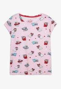 Lemon Beret - TEEN GIRLS  - Camiseta estampada - orchid pink - 0