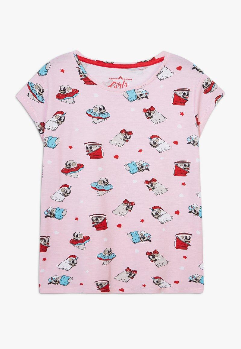 Lemon Beret - TEEN GIRLS  - Camiseta estampada - orchid pink
