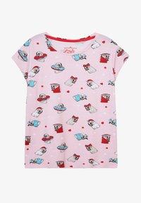 Lemon Beret - TEEN GIRLS  - Camiseta estampada - orchid pink - 2