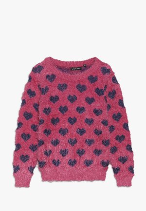 SMALL GIRLS - Pullover - rasberry sorbet