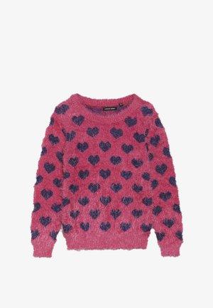 SMALL GIRLS - Maglione - rasberry sorbet