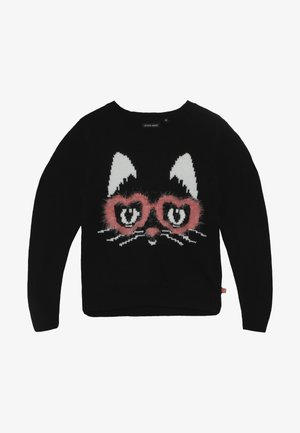 SMALL GIRLS  - Sweter - black