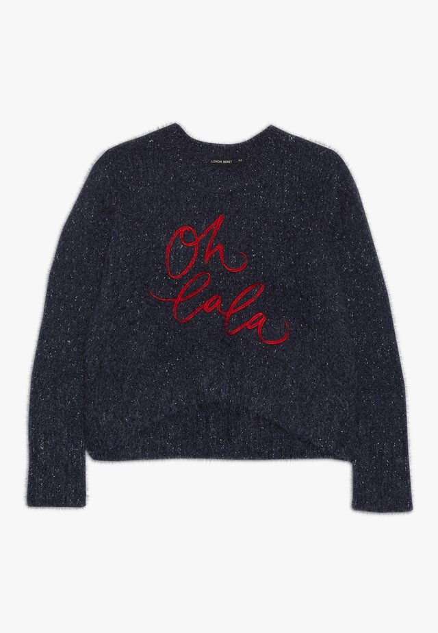 TEEN GIRLS - Pullover - navy blazer