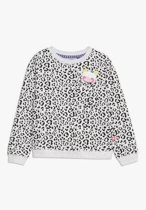 SMALL GIRLS - Sweatshirt - light grey melange