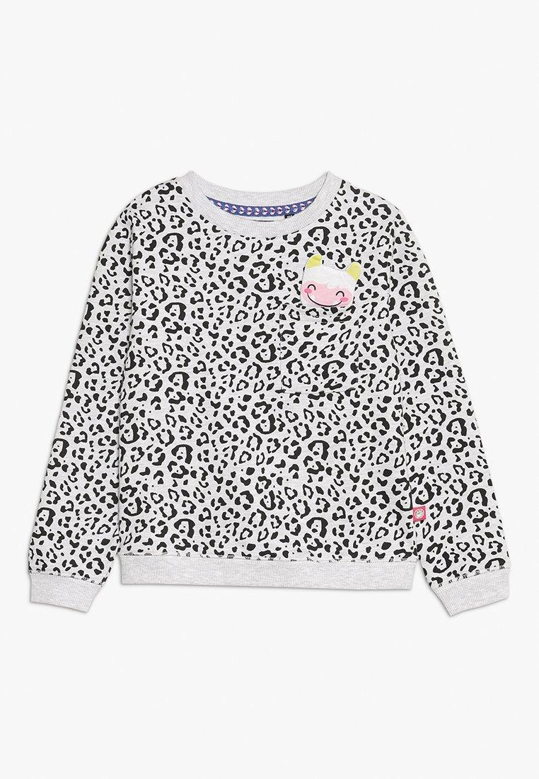Lemon Beret - SMALL GIRLS - Sweatshirt - light grey melange