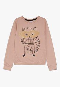 Lemon Beret - SMALL GIRLS  - Sweatshirt - rosette - 0