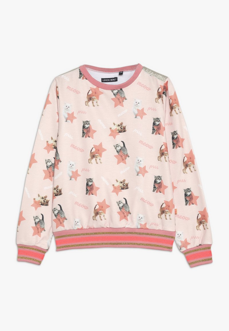 Lemon Beret - SMALL GIRLS - Sweater - english rose