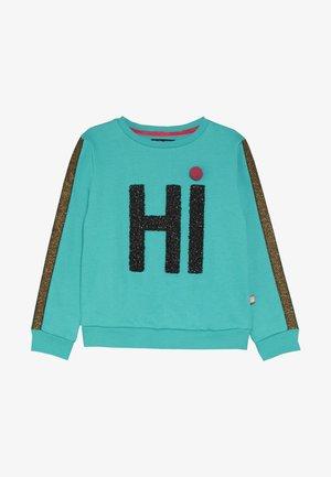 SMALL GIRLS - Sweater - lake blue