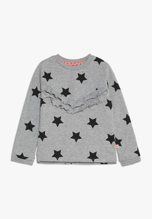 SMALL GIRLS - Sweater - grey melange as swatch