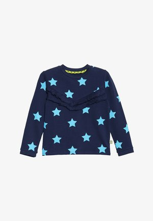 SMALL GIRLS - Sweater - medieval blue