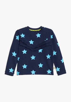 SMALL GIRLS - Sweatshirt - medieval blue