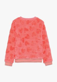 Lemon Beret - SMALL GIRLS  - Giacca in pile - neon coral - 1