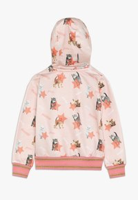 Lemon Beret - SMALL GIRLS CARDIGAN - veste en sweat zippée - english rose - 1