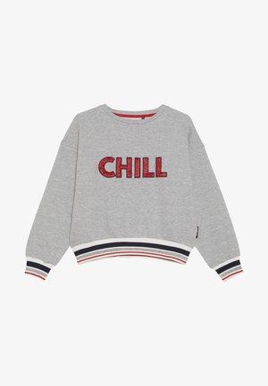 TEEN GIRLS  - Sweatshirt - grey melange