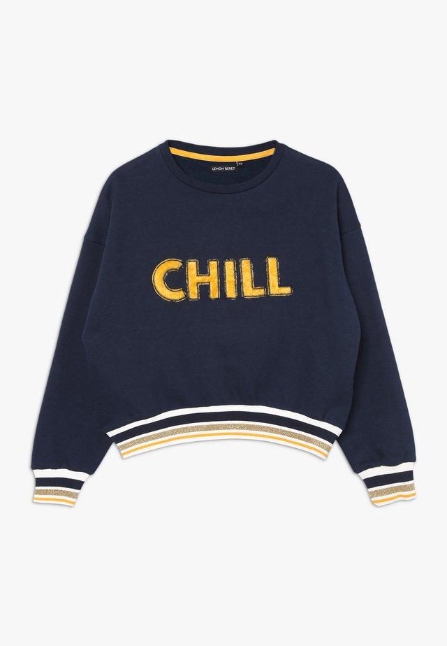 TEEN GIRLS  - Sweatshirt - navy blazer